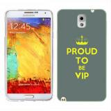 Husa Samsung Galaxy Note 3 N9000 N9005 Silicon Gel Tpu Model Vip