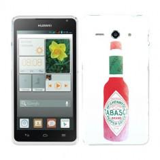 Husa Huawei Ascend Y530 Silicon Gel Tpu Model Tabasco - Husa Telefon