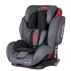 Scaun Auto Sportivo Only cu Isofix 9-36 kg Grey - Scaun auto copii grupa 1-2-3 (9-36 kg) Coletto, 1-2-3 (9-36 kg), Gri, In sensul directiei de mers