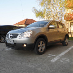 Nissan Qashqai 4x4 -2.0 Diesel (2008), Motorina/Diesel, 157047 km, 1995 cmc