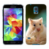 Husa Samsung Galaxy S5 G900 G901 Plus G903 Neo Silicon Gel Tpu Model Hamster