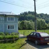 Vand casa Manastirea Humor cu 1200mp teren, la strada principala - Casa de vanzare, 150 mp, Numar camere: 6