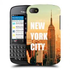 Husa BlackBerry Q10 Silicon Gel Tpu Model New York - Husa Telefon