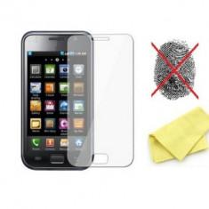 Folie Mata Antiglare Samsung Galaxy S i9000 i9001 S Plus Protectie Ecran Set 2 Buc - Husa Telefon