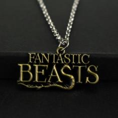 Pandantiv / Colier / Medalion HARRY POTTER Fantastic Beasts - Pandantiv fashion