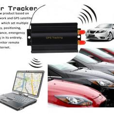 GPS Tracker Localizator GPS TK103B+ pentru masina cu Telecomanda