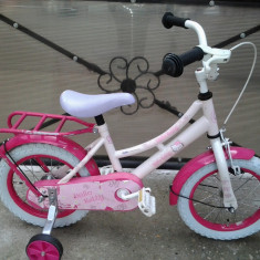 Hello Kitty by Sanrio, bicicleta copii 14