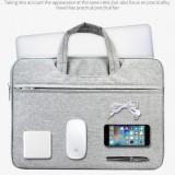 Geanta Portabila Laptop ASUS/Lenovo/Macbook Air/Pro 11/13/15inch Gri Neagra Roz - Geanta laptop, Nailon