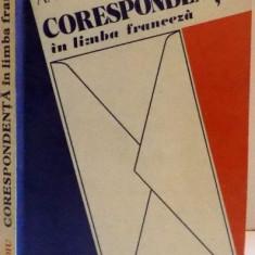 CORESPONDENTA IN LIMBA FRANCEZA, 1982 - Carte in alte limbi straine