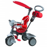 Tricicleta Enjoy Rosu - Tricicleta copii DHS Baby