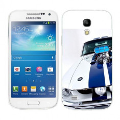 Husa Samsung Galaxy S4 Mini i9190 i9195 Silicon Gel Tpu Model Shelby - Husa Telefon