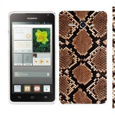 Husa Huawei Ascend Y530 Silicon Gel Tpu Model Animal Print Snake - Husa Telefon