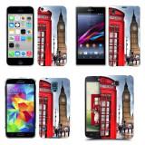 Husa Xiaomi Redmi Note 3 Silicon Gel Tpu Model London