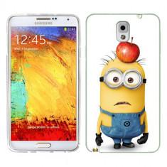 Husa Samsung Galaxy Note 3 N9000 N9005 Silicon Gel Tpu Model Minions