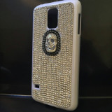Husa Samsung Galaxy S5 G900 G901 Plus G903 Neo Jewel Skeleton