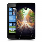 Husa Nokia Lumia 635 630 Silicon Gel Tpu Model Tunel
