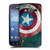 Husa Samsung Galaxy Core 4G LTE G386F Silicon Gel Tpu Model Captain America