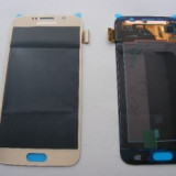 Display Samsung Galaxy S6 G920 G920R4 G920T G920P G920A G920F LCD cu Touchscreen