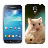 Husa Samsung Galaxy S4 i9500 i9505 Silicon Gel Tpu Model Hamster