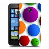 Husa Nokia Lumia 635 630 Silicon Gel Tpu Model Buline Colorate