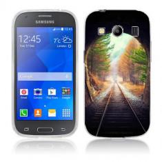 Husa Samsung Galaxy Ace 4 G357 Silicon Gel Tpu Model Tunel - Husa Telefon