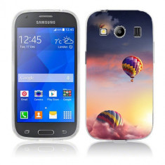 Husa Samsung Galaxy Ace 4 G357 Silicon Gel Tpu Model Air Balloons - Husa Telefon