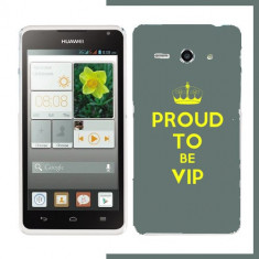 Husa Huawei Ascend Y530 Silicon Gel Tpu Model Vip - Husa Telefon
