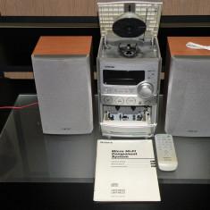 Micro sistem Sony CMT-NEZ3 - Combina audio