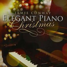 Jamie Conway - Elegant Piano Christmas ( 1 CD ) - Muzica Sarbatori