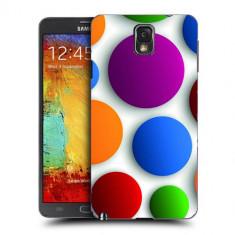 Husa Samsung Galaxy Note 3 N9000 N9005 Silicon Gel Tpu Model Buline Colorate - Husa Telefon