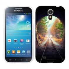 Husa Samsung Galaxy S4 i9500 i9505 Silicon Gel Tpu Model Tunel - Husa Telefon