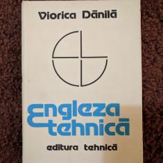 Engleza tehnica - Viorica Danila - Dictionar Altele