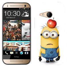 Husa HTC One Mini 2 M8 Mini Silicon Gel Tpu Model Minions