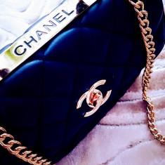 GENTI FIRMA/EDITIE LIMITATA/FRANCE, CALITATE A+++, LOGO/ACCESORII AURII - Geanta Dama Chanel, Culoare: Negru, Marime: One size