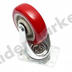 Roata rotila pentru mobila - diametru 10 cm - accesoriu mobila