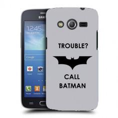 Husa Samsung Galaxy Core 4G LTE G386F Silicon Gel Tpu Model Batman - Husa Telefon