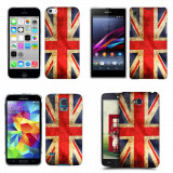 Husa Samsung Galaxy S6 Edge Plus G928 Silicon Gel Tpu Model UK Flag