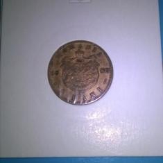 ROMANIA - 2 BANI 1880 - Moneda Romania