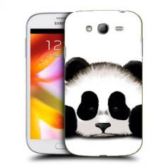 Husa Samsung Galaxy Grand Neo i9060 i9080 i9082 Silicon Gel Tpu Model Panda Trist - Husa Telefon
