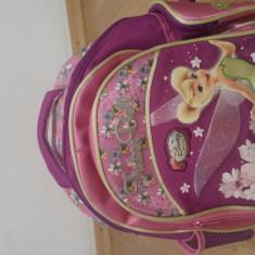 Ghiozdan fete Disney Tinker Bell pentru grădiniță, Multicolor