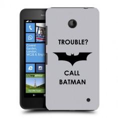 Husa Nokia Lumia 635 630 Silicon Gel Tpu Model Batman