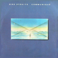 Dire Straits ‎– Communique (LP - Rusia) - Muzica Rock Altele, VINIL