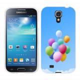 Husa Samsung Galaxy S4 i9500 i9505 Silicon Gel Tpu Model Baloons