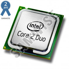 Procesor Intel Core 2 Duo E4600 2.4GHz LGA775 FSB 800 MHz.......GARANTIE 2 ANI ! - Procesor PC Intel, Numar nuclee: 2, 2.0GHz - 2.4GHz