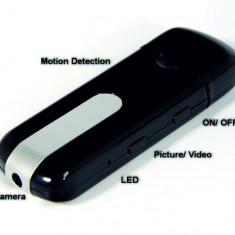 Camera Spion HD720 USB ascunsa in Memory Stick