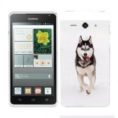 Husa Huawei Ascend Y530 Silicon Gel Tpu Model Husky - Husa Telefon