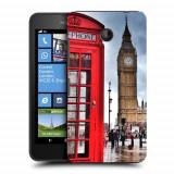 Husa Nokia Lumia 635 630 Silicon Gel Tpu Model London - Husa Telefon