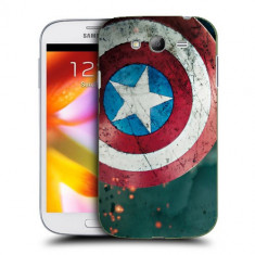 Husa Samsung Galaxy Grand Neo i9060 i9080 i9082 Silicon Gel Tpu Model Captain America - Husa Telefon