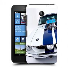 Husa Nokia Lumia 635 630 Silicon Gel Tpu Model Shelby