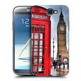 Husa Samsung Galaxy Note 2 N7100 Silicon Gel Tpu Model London